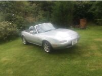 Mx5 Eunos roadster 1800 Auto Very low milage 33000