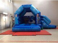 Disney frozen bouncy castle