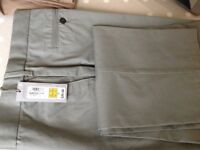 Marks and Spencer's Chinos - Brand New.