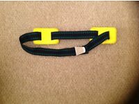 Weight belt with 24ib of weights in very good condition