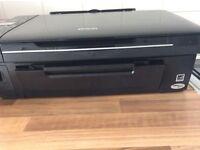 Epsom Stylus SX218 printer and scanner