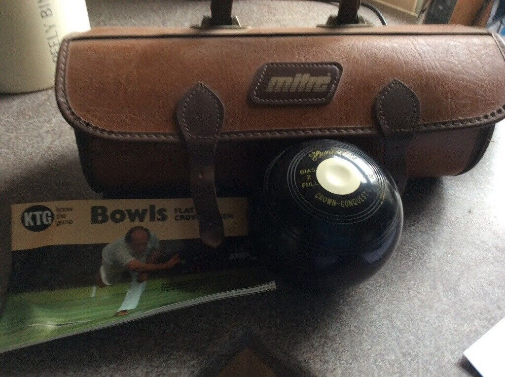 Crown Green Bowls