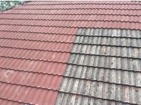 WANTED. Redland 49 roof tiles, Antique Red, new or used.
