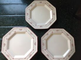Madison's design side plates