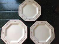 Madison's design side plates