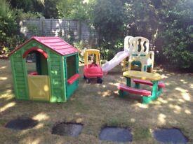 Outdoor children toys