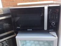 Samsung Microwave oven with grill (CE1078)