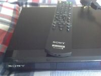 Hardly used Blue Ray Player great condition