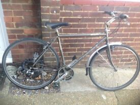 Adults Ridgeback Hy Brid Cycle 21 Speed