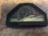 cbr1000rr fireblade speedometer clocks