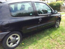 Renault Clio Windsor bargain £455 ovno