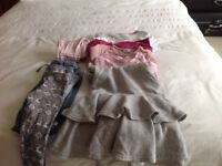 Bundle of girls clothes 3 years old