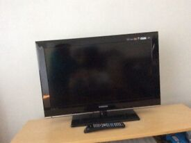 Samsung TV, 32 inch for repair or spares