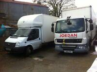 Removals Business for Sale VAN TRUCK LORRY Belfast, Northern Ireland, UK and Ireland