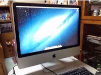 Apple iMac Desktop 2ghz Core 4gb Ram 160gb hd Logic Pro X Reason Cubase Ableton FL Studio Massive