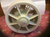 Ventaxia 9in standard window extractor fan