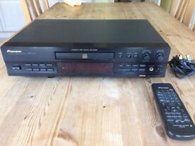 Pioneer PDR-609 Compact Disc Recorder
