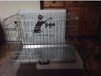 "Dog/ Puppy 30"" crate"