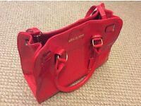 MICHAEL Michael Kors - Red Croc Handbag - (UNWANTED GIFT)