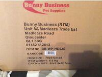 Puppy/rabbit enclosure measurements are 79x61cm