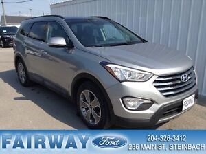 2016 Hyundai Santa Fe XL AWD Luxury Lthr  Moonroof  Fresh Trade