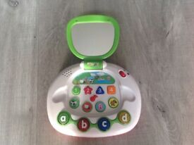 Carousel My First Laptop Baby toy 12m to 2 years