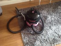 HETTY VACUUM CLEANER ONLY £10 NOT WORKING