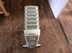 Dimples Eco Heater