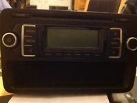 T5 Radio cd player