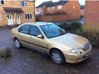 Rover 45 2002 for sale