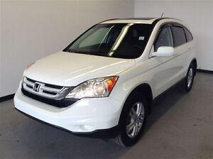 2011 Honda CR-V EX-L, Leather, Sunroof
