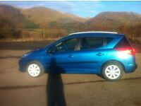 IMMACULATE PEUGEOT 207 S SW ESTATE 1.4