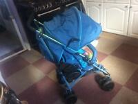 Isafe adventurer pram