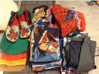 Bundle of Boys clothes 5-6, 6-7