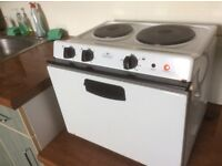 Cooker Belling 121R Baby 48 cm Electric Tabletop Cooker white