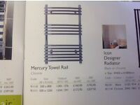 Chrome radiator 1200x500 new in box