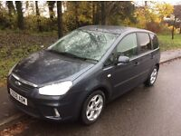 2008 Ford C-Max 1.6 Zetec-12 months mot-perfect family mpv-6 months warranty-fantastic value-