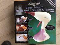 Aqua-tek easy steam hand held steam cleaner