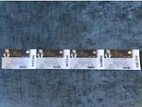 CELINE DION TICKETS - TUESDAY JUNE 20 - FOR SALE @ £70.00