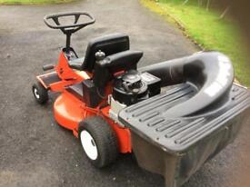 Lawnmower ride-on