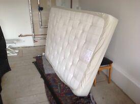 Orthopaedic double mattress