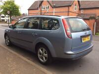 FORD FOCUS ZETEC CLIMATE 12 MONTHS MOT WARRANTED MILLAGE DRIVES LIKE NEW