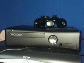 Xbox 360 matte black
