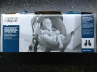 Mamas & Papas car seat adapters