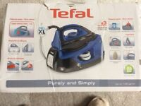 Tefal purely and simply steam generator iron
