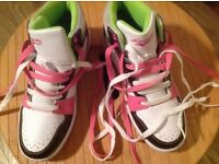 Ladies Size 6 Mercury Hi Tops (New without Tags)