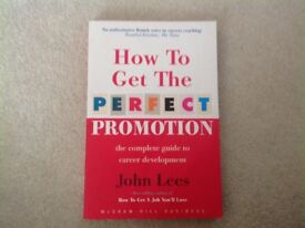 How To Get The Perfect Promotion paperback book