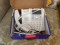BT Paragon 550 corded phone with Answering Machine