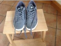 Lacoste grey casual shoes size 7 excellent condition