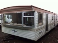 Carnaby Crown 28x12 FREE DELIVERY 2 bedrooms 1 owner choice of over 50 static caravans